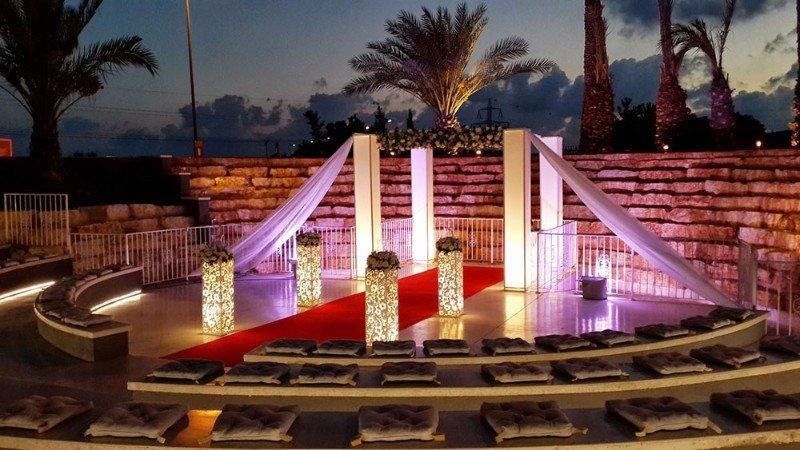 חתונה קטנה במרכז הארץ